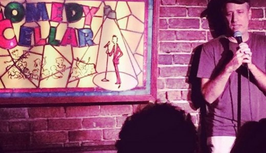 jon stewart comedy cellar