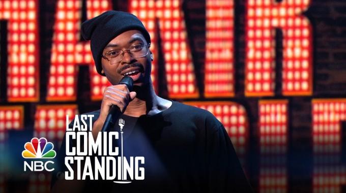 Shakir Standley Last Comic Standing